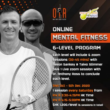 ONLINE MENTAL FITNESS With Anthony Ross 1
