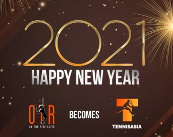 OTR Elite join forces with TennisAsia in 2021! 2