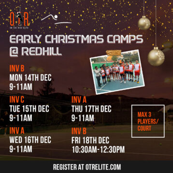 Early Christmas Camps @ Redhill 6