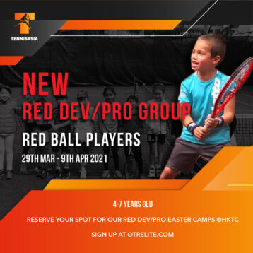 New Red Dev/Pro Easter Camps 2021 8