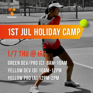 1st July Holiday Camp 4