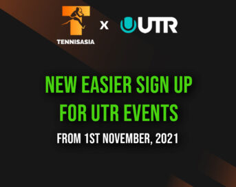 New Easier Sign Up For UTR Events 1