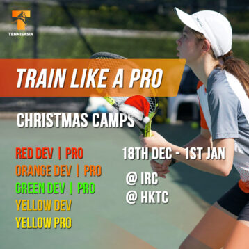 Train Like A Pro Christmas Camps at IRC / HKTC 5